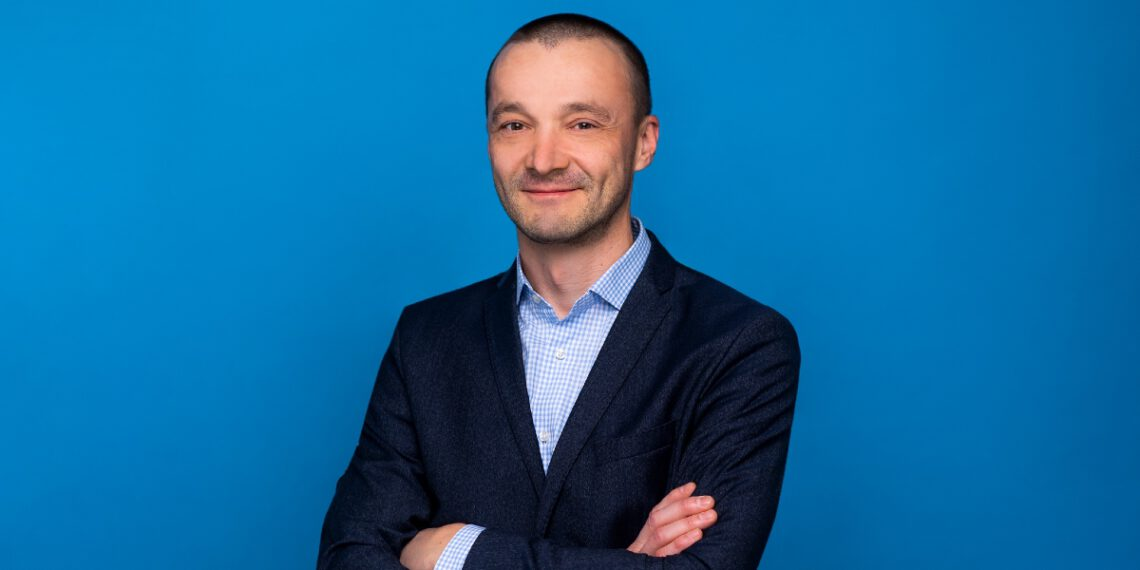 RecruitLab founder Paavo Heil